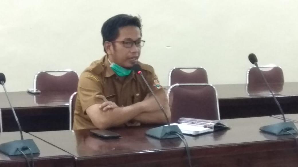 Juru bicara Tim Satgas Penanganan Covid-19 Kabupaten Wajo, Supardi