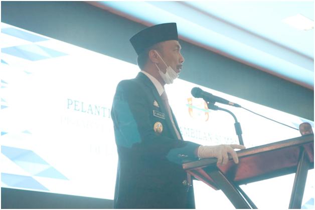 Wakil Bupati Wajo H. Amran SE