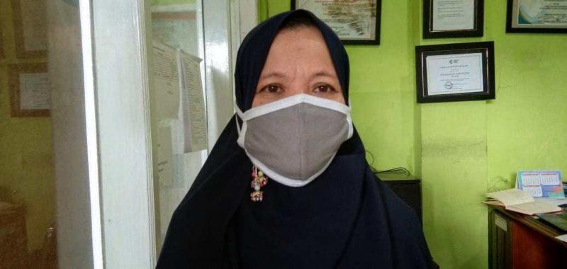 Kepala Bidang Pencegahan dan Pengendalian Penyakit (P2P) Dinas Kesehatan Sinjai, Akhriani