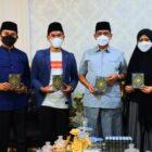 Bersama Pemuka Agama, Bupati Wajo Ikut Galang Donasi untuk Bantuan Al-Quran ke Pondok Tahfidz