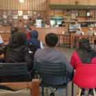 Badan Pertanahan Nasioanl (BPN) Kabupaten Wajo menggelar jumpa pers Jumat 24 September 2021 di Cafe Lounge, Jalan Pahlawan Sengkang